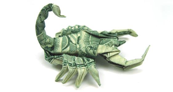 A Scorpion-s