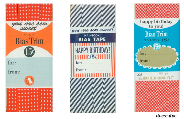VINTAGE PACKAGING | Stylecouch's Blog
