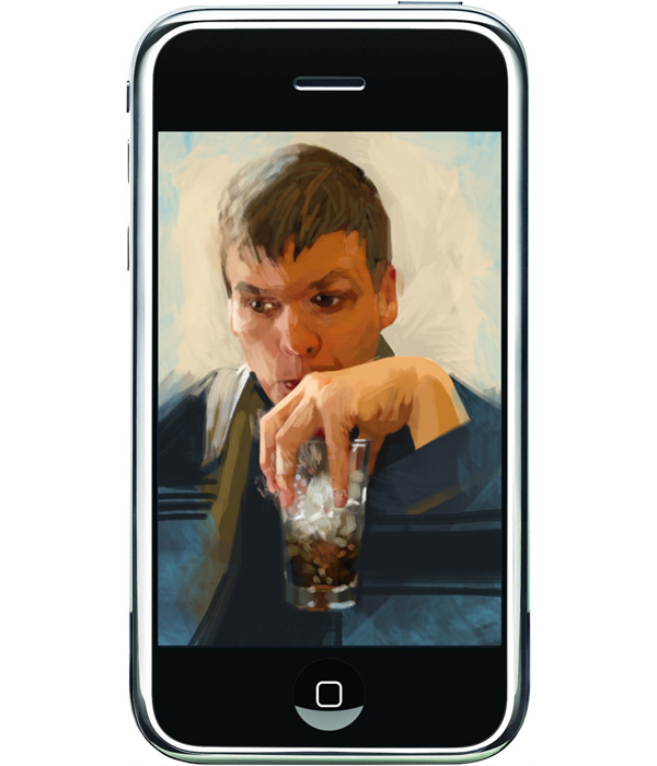 искусство iphone фотографии: